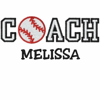 Personalized Softball Coach Polo