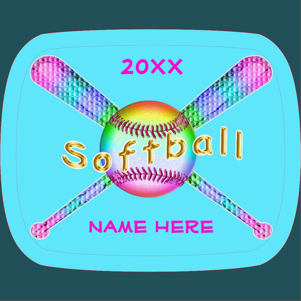 Softball team names personalized softball team