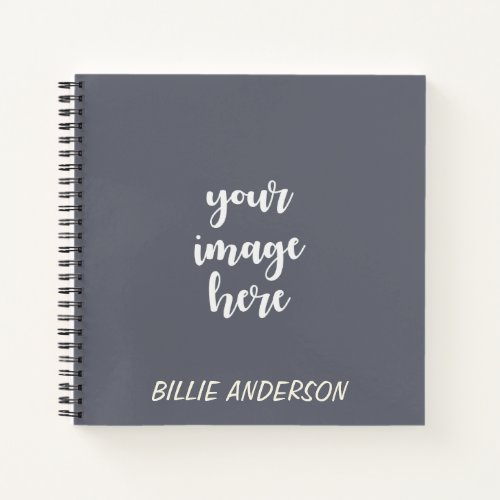 Personalized Special Create Your Own Custom Notebook