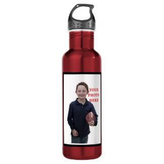 Personalized Sports 24oz Water Bottle