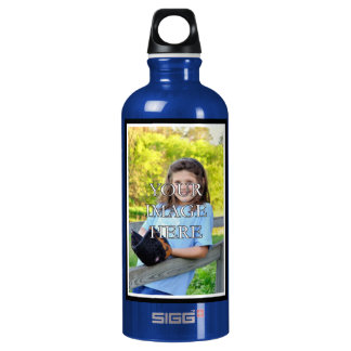 Personalized Sports Aluminum Water Bottle