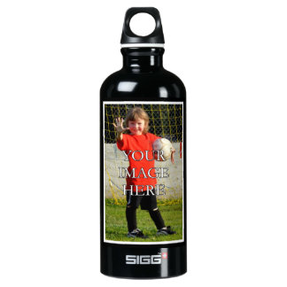 Personalized Sports SIGG Traveler 0.6L Water Bottle