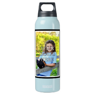 Personalized Sports Thermos Bottle