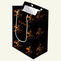 Personalized Starlight Witch Halloween Gift Bag 2