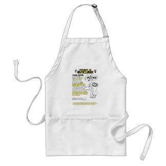 Personalized Statement of Anti-Climax Apron