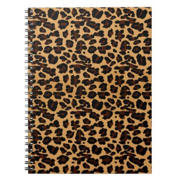 daisyprint Personalized Stylish Chic Animal Leopard Print Notebook