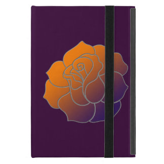 Personalized Sunrise Rose iPad Mini Case