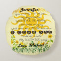 Personalized Sunshine Pillow (<em>$28.95</em>)