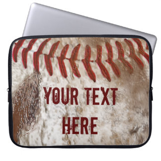 PERSONALIZED Super Dirty Baseball Cases for Laptop Computer Sleeves