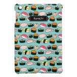 Personalized Sushi Oishii (Blue) iPad Mini Case