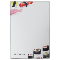 Personalized | Sushi Post-it Notes