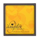 Personalized Sweet Gifts for Daughter Keepsake Box