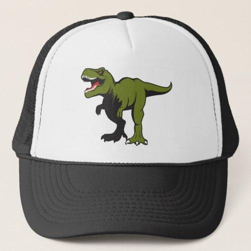 Personalized T_Rex cap