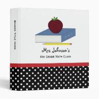 Personalized : Teacher Binder