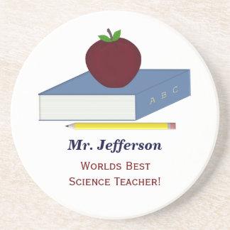 Personalized Teacher Coasters