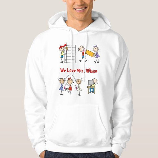 Personalized Teacher Gifts Pullover