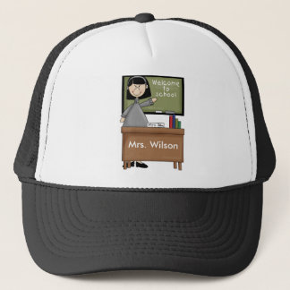 Personalized Teacher Gifts Trucker Hat