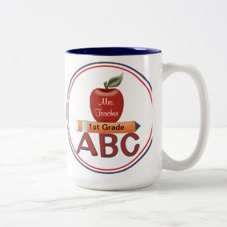 Personalized Teacher Mug