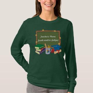 Personalized Teacher T-Shirt