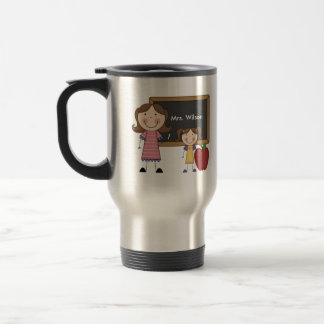 Personalized Teacher Travel Mug