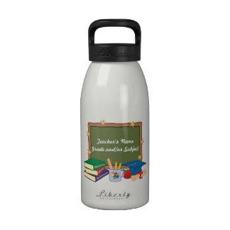 Personalized Teacher Drinking Bottle