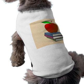 Personalized Teacher's Apple Pet Tee