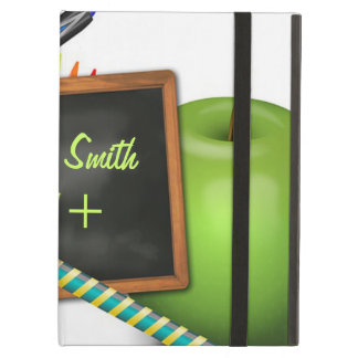 Personalized Teacher's Chalkboard Case For iPad Air
