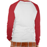 Personalized Team Number Athletic Sport Jersey Red Tshirts