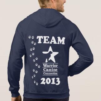 Personalized Team WCC 2013 Dark apparel Tees