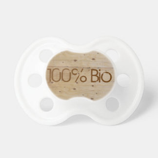 Personalized teat 100% Organic Pacifier