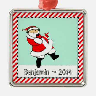 personalized teen ornament