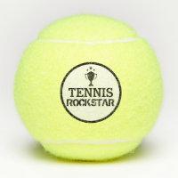 Personalized Tennis Balls - Penn Championship