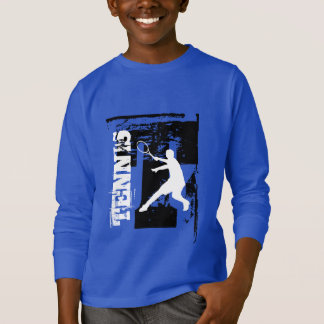 Personalized tennis clothes for teen children T-Shirt