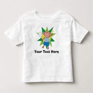 Personalized Tennis Kids T Shirt