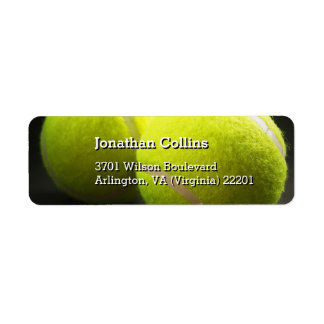 Personalized Tennis | Sport Label