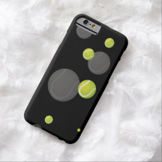 Personalized Tennis Sports Barely There iPhone 6 Case