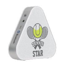 Personalized Tennis Star Speaker