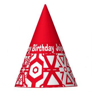 Personalized Text Birthday Name (Jojo) Party Hat