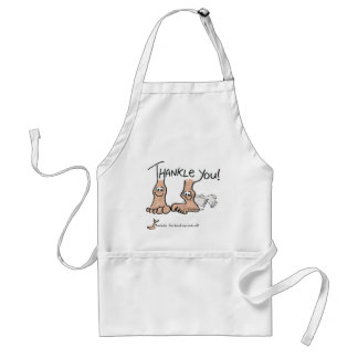 Personalized Thank You Gift Adult Apron