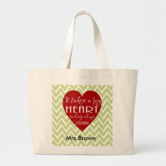 Personalized Thank you teacher Bag