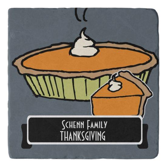 Personalized Thanksgiving Dinner Trivet