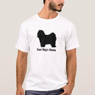 Personalized Tibetan Terrier チベタン・テリア T-Shirt