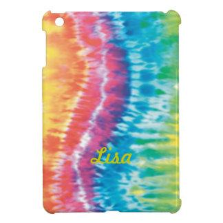 Personalized Tie Dye iPad Mini Case