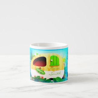 personalized tiny casa Thunder_Cove Espresso Cup