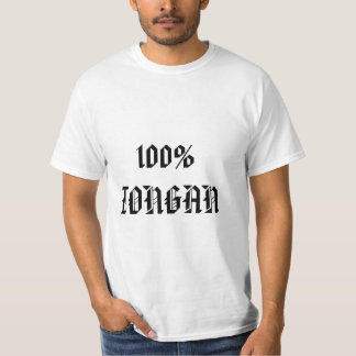 Personalized Tongan T-Shirt with your own words