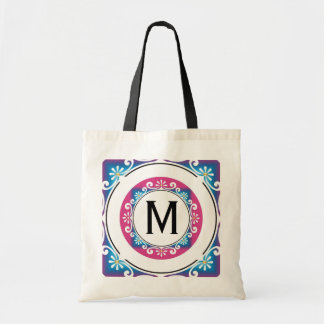 Personalized Tote Bags-Monogrammed Budget Tote Bag