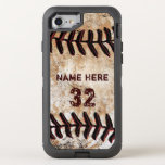 "Personalized Tough Otterbox Baseball Phone Cases<br><div class=""desc"">Personalized Tough Otterbox Baseball Phone Cases in many baseball phone case. Choose from baseball iPhone cases or choose other Styles for newest to older iPhone baseball cases to Samsung Galaxy or more. Shown is the Super Tough Otterbox Defender Phone Case or choose the Commuter or Symmetry. Shown in the Otterbox...</div>"