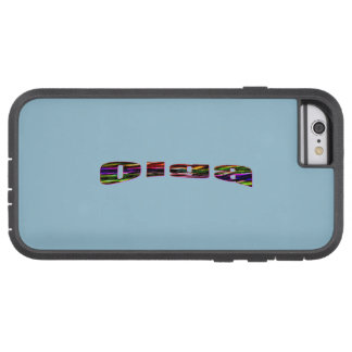 Personalized Tough Xtreme iPhone cover for Olga Tough Xtreme iPhone 6 Case