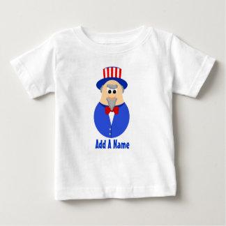 Personalized Uncle Sam Patriotic T-shirt