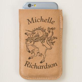 Personalized Unicorn iPhone 6/6S Case